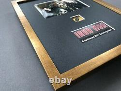 Extremely Rare! Iron Man Original Screen Used Destroyed MK1 Suit Movie Prop