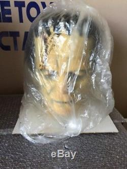 Famous Monsters Don Post Studios Boris Karloff Frankenstein Mask mib