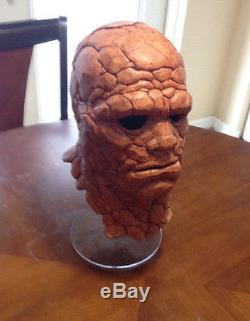 Fantastic Four Thing Stunt Pullover Mask