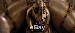 Fifth Element 1-1 Mondoshiwan HEad Prop Replica Casting Resin No Reserve