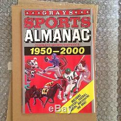 Grays Sports Almanac Dust Jacket From Back To The Future II
