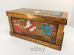 Ghostbusters PKE Meter Matty Collector Boxed Original Working No Reserve