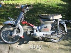 Ghostbusters ll 2016 Movie Prop Zhu's Free Delivery Scooter