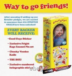 Good Guys Doll #125/1,750 Chucky Trick or Treat Studios