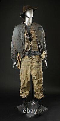 Guillermo Del Toro Pacific Rim STRIKER Crew screen used movie prop costume