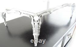 H. R. Giger Collection Metal And Glass Mini Table Aliens Alien Dune Statue Figure