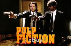 HOLY GRAIL Samuel L Jackson PULP FICTION Screen Worn Used Movie Prop Suit With COA