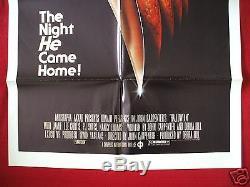 Halloween 1978 Original Movie Poster 1sh Michael Myers Mask The Thing Fog Nm