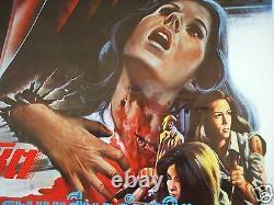 Halloween 1978 Original Movie Poster Thai One Sheet John Carpenter Michael Myers