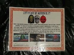 Halloween III Masks Screen Used in 2018 Fan Film