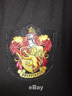 Harry Potter Gryffindor Screen Used Robe Movie Prop