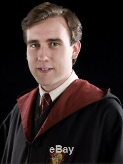 Harry Potter Screen Used Prop Sorcerer Wand Matthew Lewis Letter Of Authenticity
