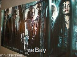 Harry Potter & The Deathly Hallows, Part 1 Giant Vinyl Banner
