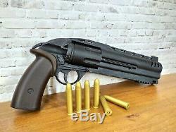 Hellboy 2019 gun revolver prop cosplay