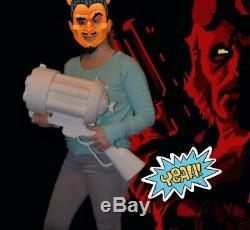 Hellboy Big Baby gun prop
