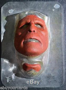 Hellboy Golden Army Ron Perlman Production Screen Used HERO Mask Lower Lip Prop