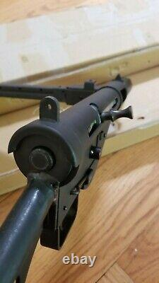 Hudson Mgc Marushin Mki Heavy Weight Prop Sten All Metal Gun Replica Box