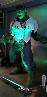 Incredible Hulk Life Size Movie Prop