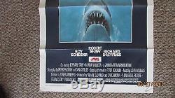 JAWS Original 1975 One Sheet