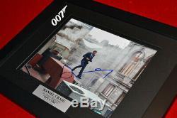 James Bond 007 SPECTRE Skull DOD Prop, DANIEL CRAIG Signed Autograph, DVD + MORE