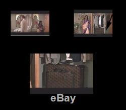 James Bond (roger Moore) Screen Seen Hero Prop Ferragamo Suitcase Octopussy