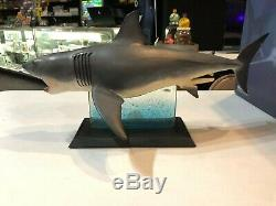 Jaws Bruce the Shark Maquette