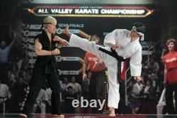Karate Kid Daniel LaRusso 1984 Tournament 2-Pack Clothed 8 Action Figur NECA