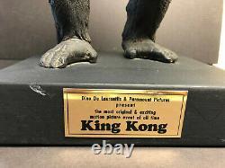 King Kong 1976 US Statue Rare Collectible