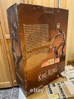 King Kong Prop Replica 1933 Armature Sideshow #175/500 RARE