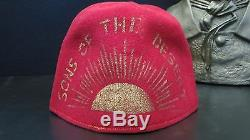 LAUREL AND HARDY Original Very Rare SONS OF THE DESERT FEZ 1933