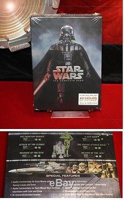 Large STAR WARS Museum Prop DEATH STAR, COA London Prop Store, DVD, Case, UACC