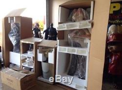 Life Size Star Wars Jar Jar Binks Statue Brand New In Box Full Size Prop
