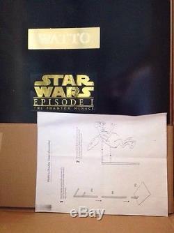 Life Size Star Wars Watto Brand New In Original Box Full Size Statue