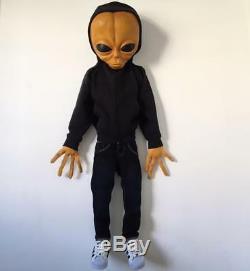 Lil Mayo Alien Doll Lifesize Alien prop