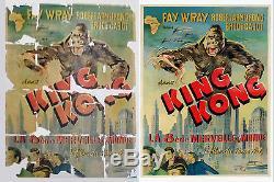 Linen Back your TEN original Posters