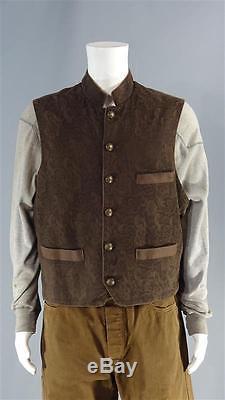 Magnificent 7 Farraday Chris Pratt Screen Worn Vest Shirt Pants Bandana Sc 41-59
