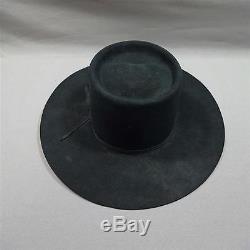Magnificent 7 Sam Chisolm Denzel Washington Screen Worn Cowboy Hat