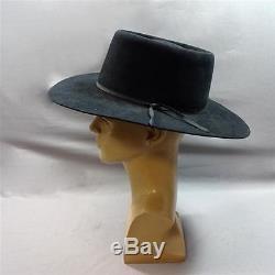Magnificent 7 Sam Chisolm Screen Worn Stunt Dbl Cowboy Hat & Gun Holster Belt