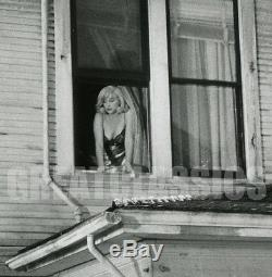 MARILYN MONROE MISFITS'61 ORIGINAL VINTAGE DBLWT PHOTO BY HENRI CARTIER-BRESSON