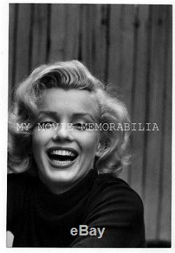 MARILYN MONROE RARE ORIGINAL VINTAGE 1953 ALFRED EISENSTAEDT LIFE MAGAZINE PHOTO