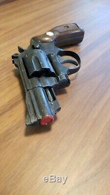 MGC RMI Combat Magnum S&W357 Snub Nose Replica Prop Gun marushin kokusai revolve