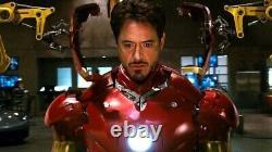 Marvel Iron Man 1 Tony Stark RDJ Mk3 Arc Reactor RT Unit Screen Used Prop With COA