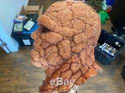 Marvel's Fantastic Four Thing's Head Piece Prop