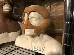Men in Black 2 Locker Alien (Screen Used Full Suit) Rick Baker Prop Store Coa