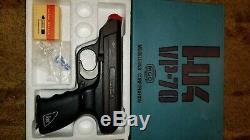 Mgc Rmi Hk Vp70 Colonial Marine Cap Prop Pistol Gun Replica New Box & Papers