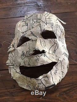 Michael Myers Asylum Mask Prop From Rob Zombie's HALLOWEEN