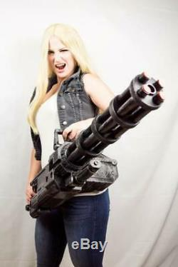 Mini-Gun Prop Adult Sized Toy Costume Cosplay