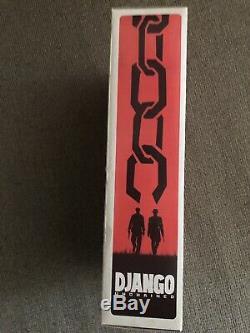 NECA Django Unchained Django 8 Action Figure NIB Quentin Tarantino RARE