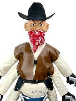 NEW SIX-SHOOTER Puppet Master PROP REPLICA Horror Doll Full Moon Original Series