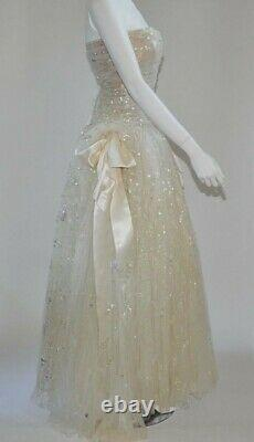 Nicole Kidman Ball Gown Screen Worn Costume Wedding Dress Haute Couture Chanel